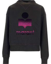 Étoile Isabel Marant Moby Sweatshirt - Black
