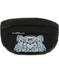 KENZO Tiger Mini Belt Bag - Black