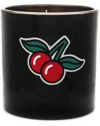 Anya Hindmarch Small Lip Balm Scented Candle - Black