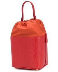 Maison Margiela 5ac Bucket Bag - Orange