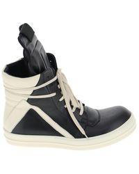 Rick Owens Phlegethon Geobasket Sneakers - Multicolor
