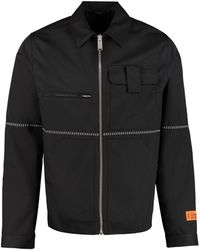 Heron Preston Multi-pocket Jacket - Black