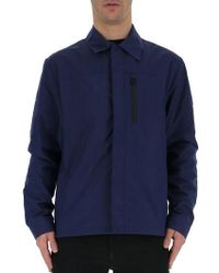 Prada - Windbreaker Jacket - Lyst