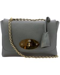 Mulberry Lily Small Bag - Grey
