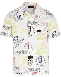 Rassvet (PACCBET) Hardcore Printed Short-sleeve Shirt - Multicolour