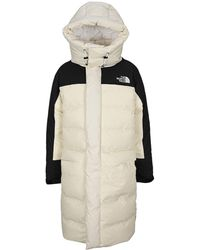 THE NORTH FACE BLACK SERIES Himalayan Duster Coat - White