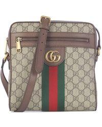 Gucci Ophidia GG Small Messenger Bag - Multicolour