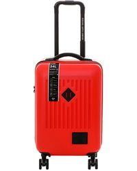 Herschel Supply Co. Trade Carry-on Luggage - Red