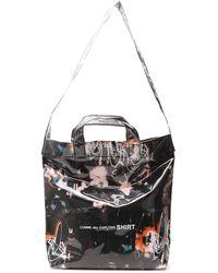 Comme des Garçons Futura Tote Bag - Black