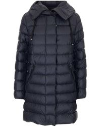 Moncler Padded Down Jacket - Blue