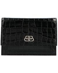 Balenciaga Sharp Xs Belt Bag - Black