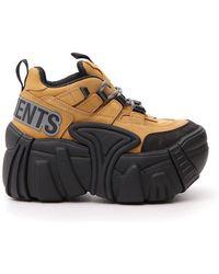 b9f38f83fa98bf Lyst - Converse Chuck Taylor® All Star® Combat Boot X-Hi in Brown