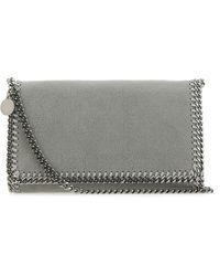 Stella McCartney Falabella Crossbody Bag - Grey