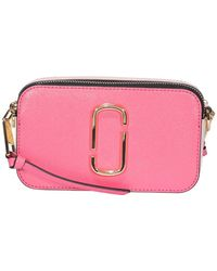 Marc Jacobs The Snapshot Small Camera Bag - Pink