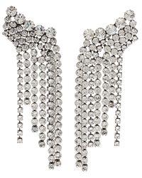 Isabel Marant A Wild Shore Earrings - Metallic
