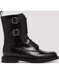 Church's Stefy Met Boots - Black