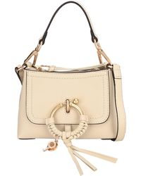 See By Chloé Joan Mini Crossbody Bag - Natural