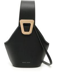 Danse Lente Xs Johnny Bucket Bag - Black