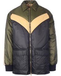 Gucci Interlocking G Tape Jacket - Black