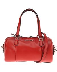 Miu Miu Cylinder Crossbody Bag - Red