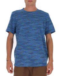 Missoni Striped T-shirt - Blue