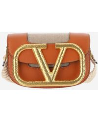 Valentino Garavani - Supervee Small Crossbody Bag - Lyst