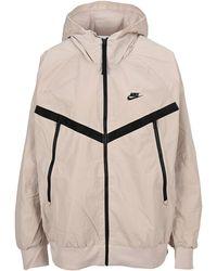 Nike - Sportswear Hooded Windrunner Jacket - Lyst