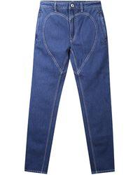Burberry Denim Jeans - Blue