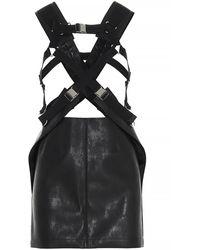 Junya Watanabe Jfo0060511 Skirt - Black