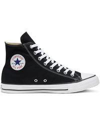 Converse Chuck Taylor All Star Hi Sneakers - Black