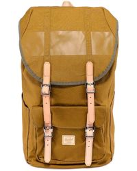 Herschel Supply Co. - Buckled Foldover Backpack - Lyst