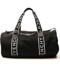 Givenchy 4g Packaway Duffel Bag - Black
