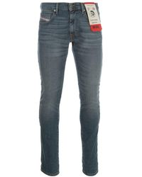 DIESEL D-strukt Slim-fit Jeans - Blue