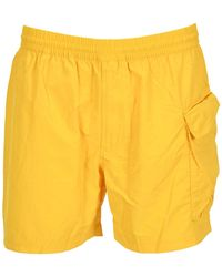 Y-3 Utility Swim Shorts - Yellow