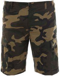 Carhartt WIP Aviation Shorts - Gray
