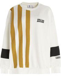adidas Originals Girls Are Awesome Sweatshirt - Multicolor