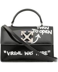 Off-White c/o Virgil Abloh Bags - Black