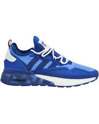 adidas Originals Ninja Zx 2k Boost Trainers - Blue