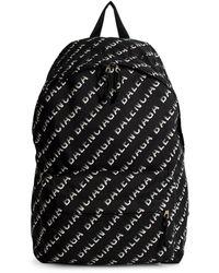 Balenciaga - Wheel Gradient Logo Backpack - Lyst