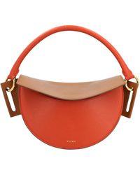 Yuzefi Dip Handbag - Red