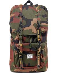 Herschel Supply Co. Little America Camouflage Backpack - Multicolour