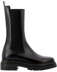 "Pinko ""natalie"" Boots - Black"