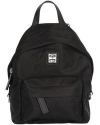Givenchy Mini 4g Backpack - Black