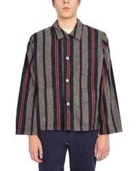 YMC Colour Other Materials Outerwear Jacket - Multicolour
