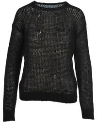 Prada Knitted Jumper - Black