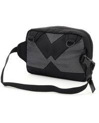 KENZO Harness Belt Bag Little X Logo - Black