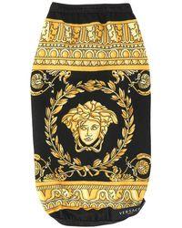 Versace Medusa Barocco Printed Dog Vest - Multicolour