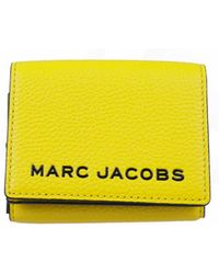 Marc Jacobs The Bold Wallet - Yellow