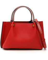 Valentino Vlogo Escape Bag - Red