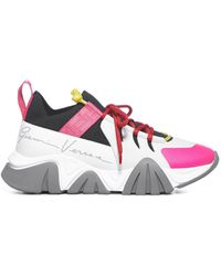 Versace - Squalo Sneakers - Lyst